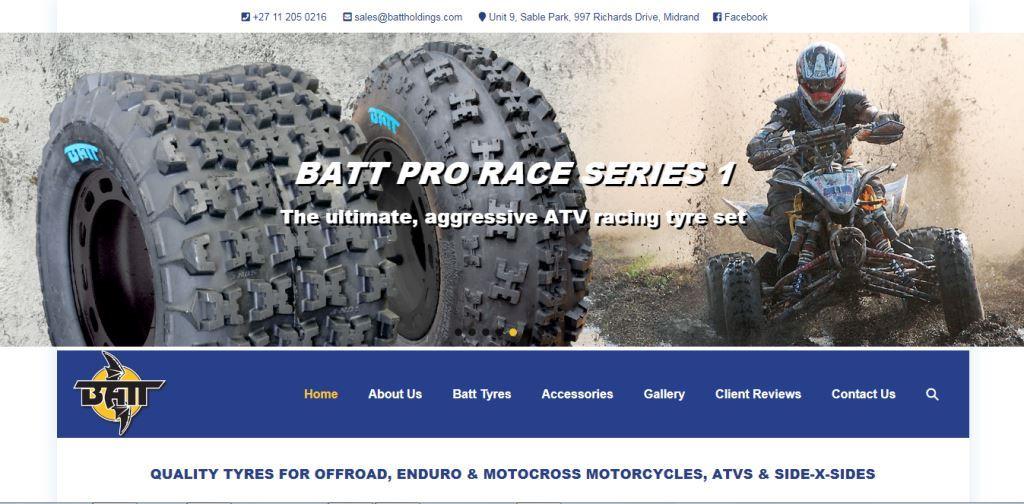 LoveLocal Website Design 004 Batt Holdings