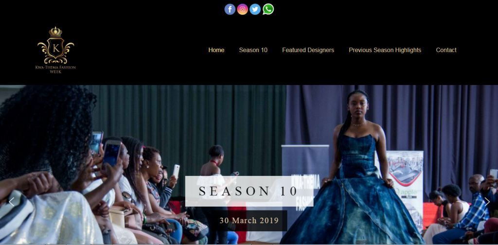 LoveLocal Website Design 007 Kwa Thema Fashion Week