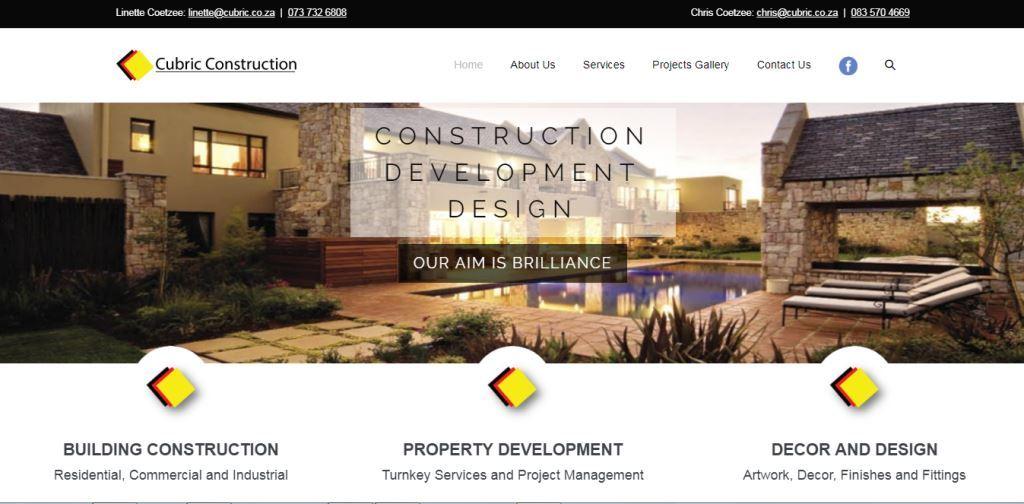 LoveLocal Website Design 012 Cubric Construction
