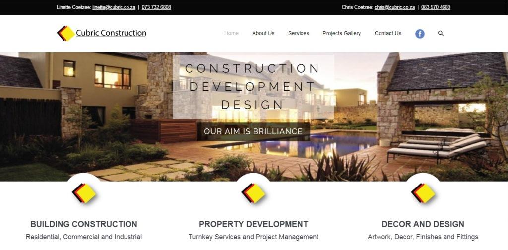 LoveLocal Website Design 017 Cubric Construction