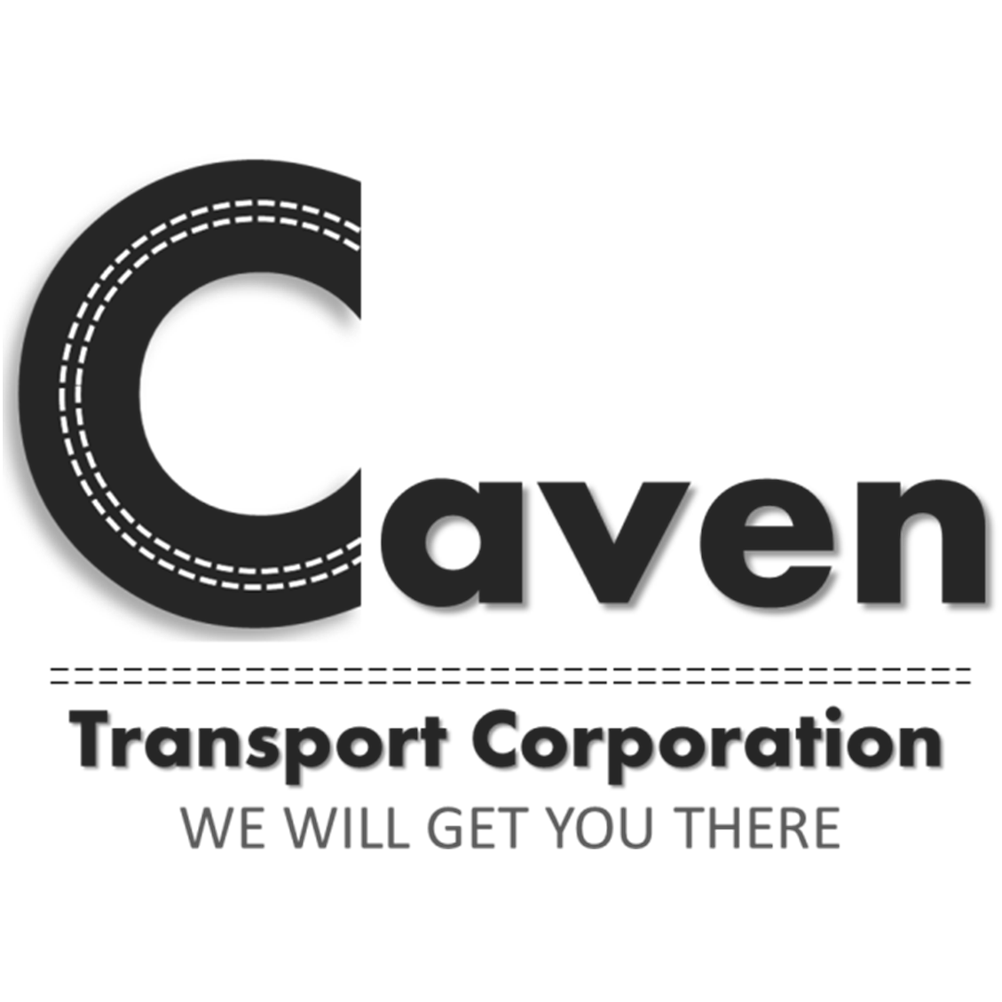 103 LoveLocal Logo Design Caven Transport