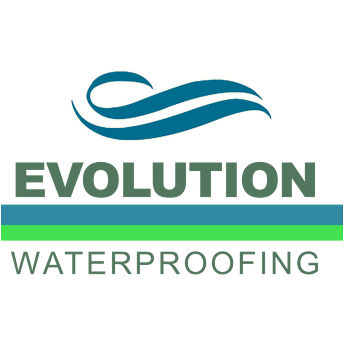 104 LoveLocal Logo Design Evolution Waterproofing
