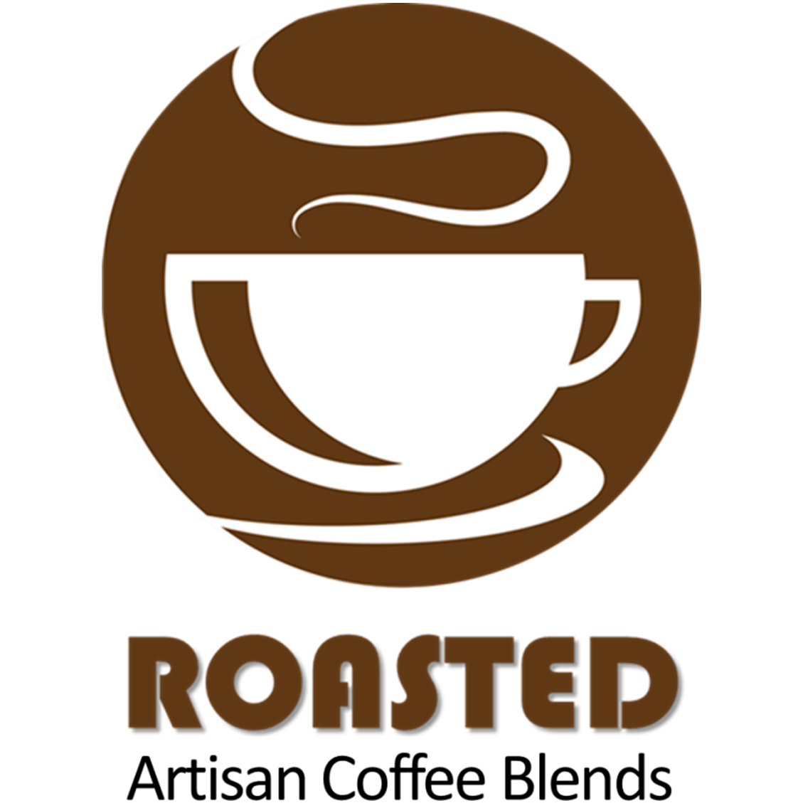 115 LoveLocal Logo Design Roasted